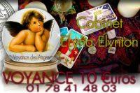 Voyance à 10 euros avec un médium pur au cabinet Elyna voyance des anges