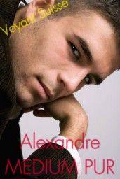 Alexandre médium pur pratique la télépathie et le coaching en ligne privée.