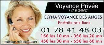 voyance privée par téléphone voyance des anges Elyna