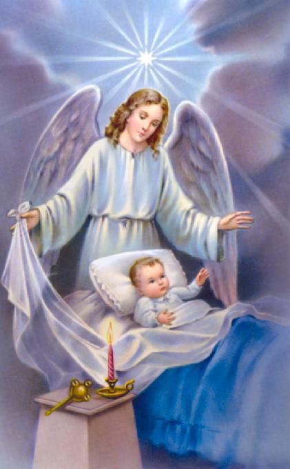 Les anges gardiens nous protégent,
